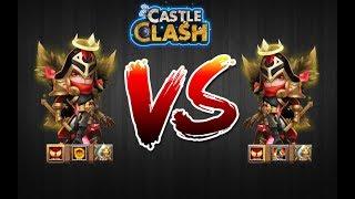 Duelo entre Miguels Quien es el Mejor? Castillo Furioso Castle Clash