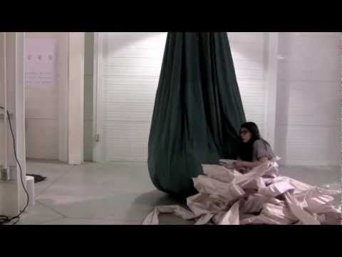 Taylor Parks: NSCAD Foundation artwork (Constructed Forms)