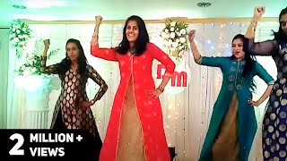Cham Cham & Gallan Goodiyaan Dance | Natya Social