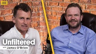 Nigel Owens Interview On Sexuality, Suicide & Self-acceptance | Unfiltered With James O'Brien #27