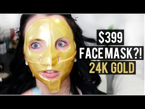 Honey mask, at pull-up facials