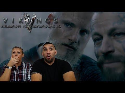 Vikings Season 5 Episode 17 'The Most Terrible Thing' REACTION!!