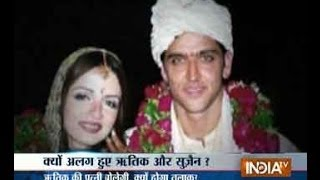 Watch The Reason Behind Hrithik-Suzanne Divorce - India TV