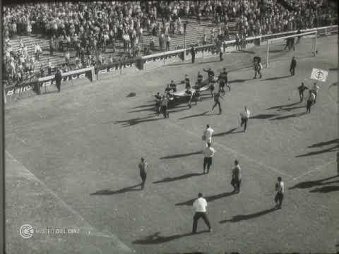 Festejos del Campeón 1964