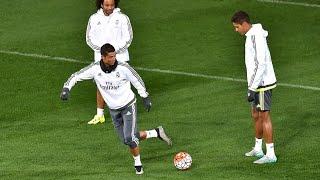 Cristiano Ronaldo In Training 15/16 ● Skills/Tricks/Freestyle HD