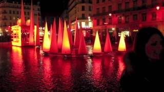 Festival of Lights Lyon – by Graham Miln (2012)