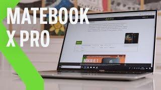 MateBook X Pro, review: el ULTRABOOK PRO de Huawei