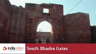 South Bhadra Gates at Champaner