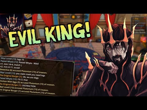 LEARNING THE EVIL KING | Throne of Lies - The Cult King