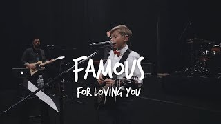 Mix - Mason Ramsey - Famous [Lyric Video]