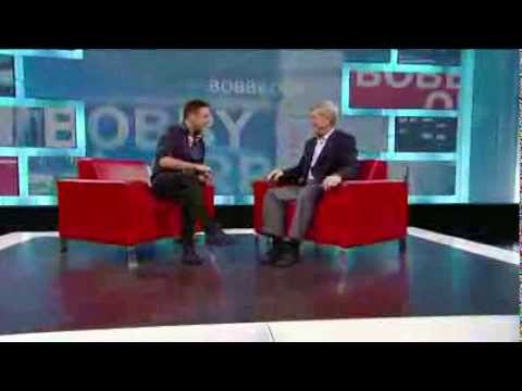 Bobby Orr on George Stroumboulopoulos Tonight: INTERVIEW