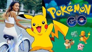 ПОКЕМОНЫ ЗАХВАТЫВАЮТ МИР  ТОП 10 Интересных фактов об игре Pokémon GO