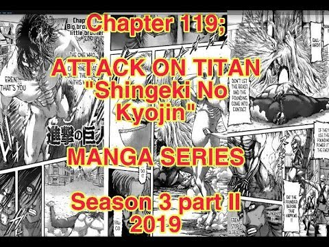 Download Attack On Titan Chapter 119 Live Reaction Big Brothers And