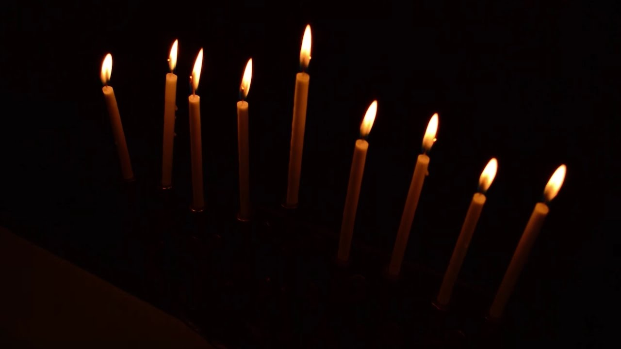 Hanukkah 2017 Candle Lighting Prayer