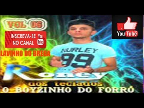 Roney  Dos Teclados vol.6 Cd Completo