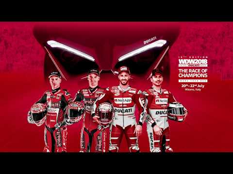 World Ducati Week - The Race of Champions