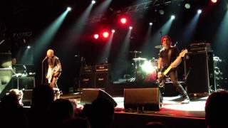 Danko Jones - Terrified, Helsinki Finland 16.10.2012