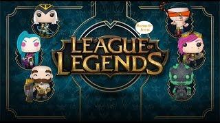 Rastgele URF Modu // Cemal'in zor anları // League Of Legends