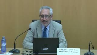 VIII Congreso CICID - Conferencia Evaristo Jiménez