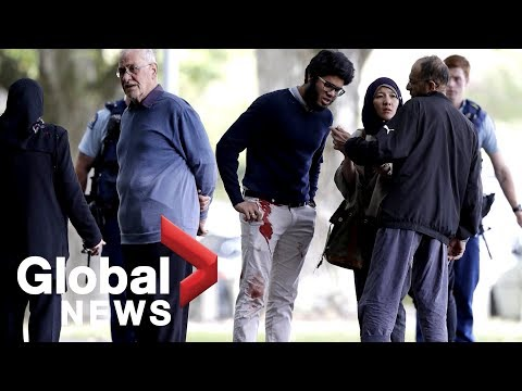 New Zealand shooting: Dozens killed in mass shooting at two mosques