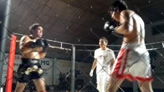 preview picture of video 'Entre Rios kick boxing, Daniel el diablo Barreto, Chajari - O.E.K'