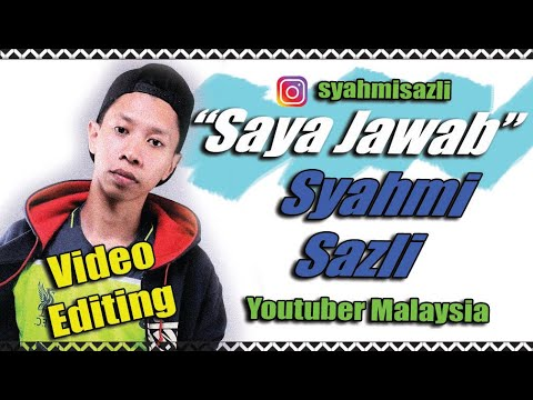 Saya Jawab Bersama Syahmi Sazli