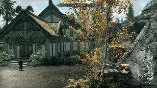 Skyrim Hearthfire House Redecorated - Part 3