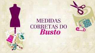 Como tirar as medidas do busto