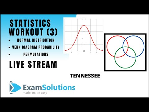 Statistics Workout (3)   ExamSolutions - YouTube