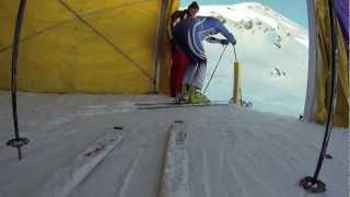 Mürren: Inferno-Abfahrt 2013 - Komplette Strecke/ungeschnitten.mov