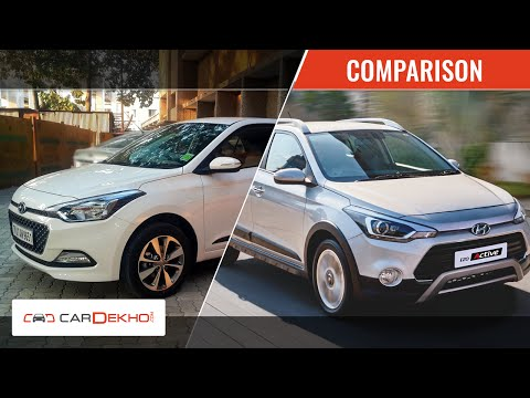 Hyundai Elite i20 Vs i20 Active | Comparison Story | CarDekho.com