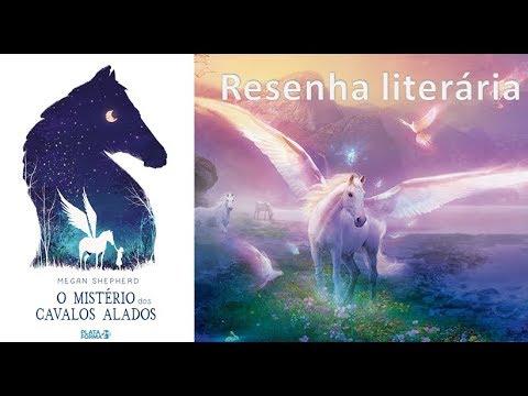 Resenha literária: O mistério dos cavalos alados