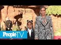 Beyoncé Rocks Matching Sparkly Looks With Daughter Blue Ivy At The Lion King Premiere PeopleTV