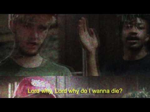 Lil Peep x LiL Tracy - White Wine [Lyrics]