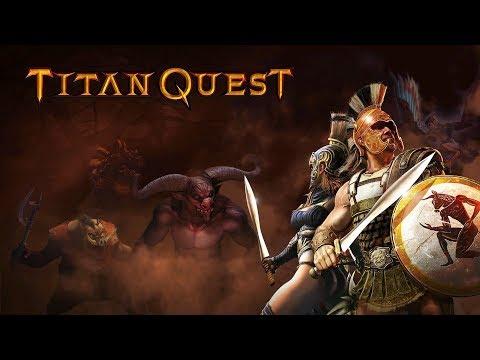 Titan Quest - Ностальгия! (08.10.2018)