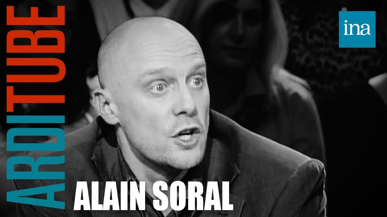 L'essayiste provocateur Alain Soral   INA Arditube