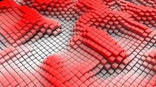 Cinema 4D Tutorial - How to make a Mograph animation using the Shader Effector in Cinema 4D