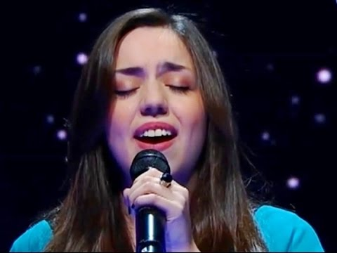 (HD) Fiorella Guidi: «Somewhere over the rainbow» // Elegidos (Rising Star Argentina 2015) #Elegidos