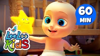 Rock A Bye Baby   THE BEST Lullabies And Songs For Children | LooLoo Kids