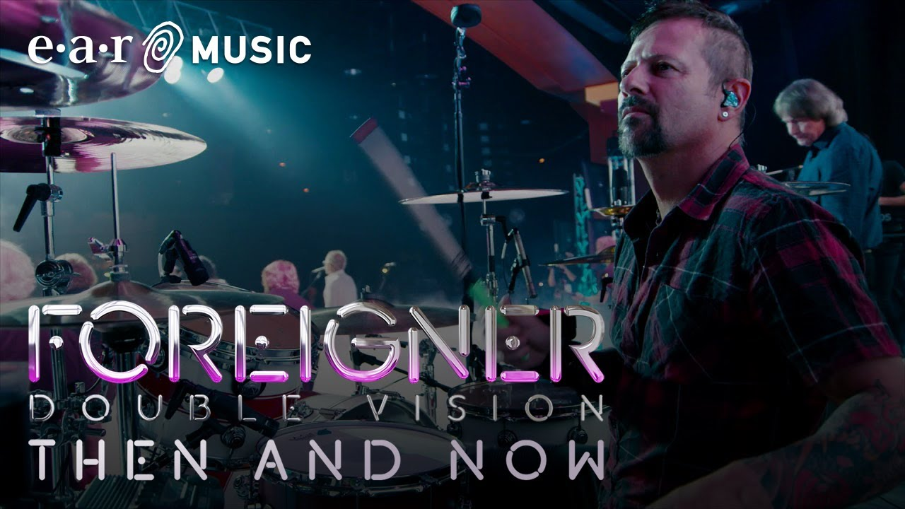 FOREIGNER - I want know what a love is