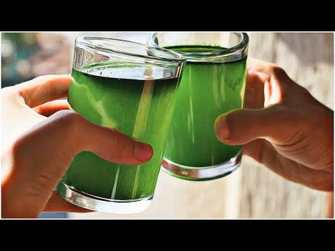 How Drinking Chlorella Affects Your Body