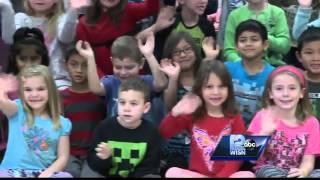 1/4 Shout Out: 1st & 2nd Grades, Banting Elem.