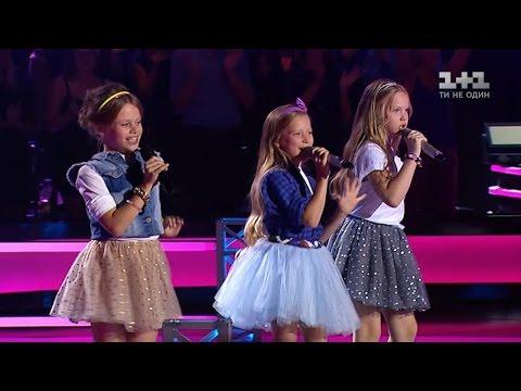 """Варвара, Ева, Тали - """"Маленькая девочка"""""""