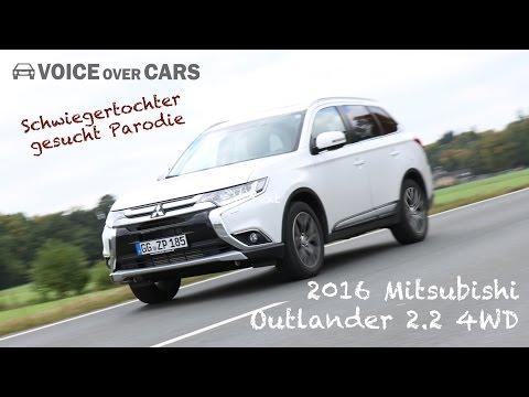 2016 Mitsubishi Outlander Review im Schwiegertochter gesucht Stil!