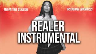 """Megan Thee Stallion """"Realer"""" Instrumental Prod. By Dices *FREE DL*"""