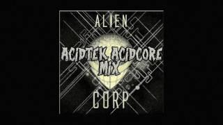 AvalmateK - Acid tek to Acidcore (Spyralz & Avalmatek tracks)