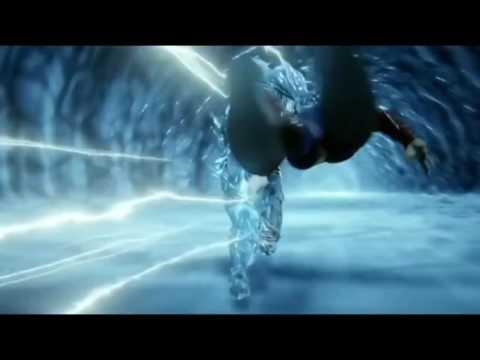 The Flash   Season 3 3x09 Jay Garrick vs Savitar Fight scene Barry unmasks Dr.Alchemy
