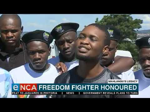 Freedom fighters honoured
