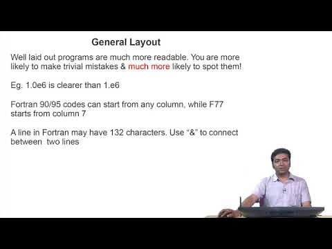 Introduction to Fortran - Part 1