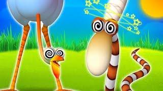 Мультики Газун | Змея Волшебница | Смотрите новые Мультфильмы для детей